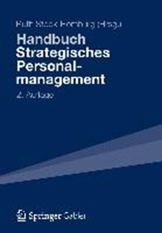 Handbuch Strategisches Personalmanagement