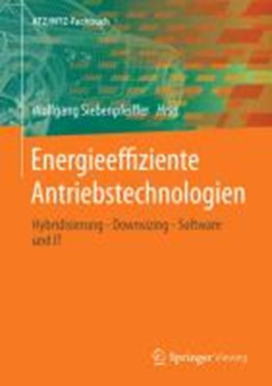 Energieeffiziente Antriebstechnologien