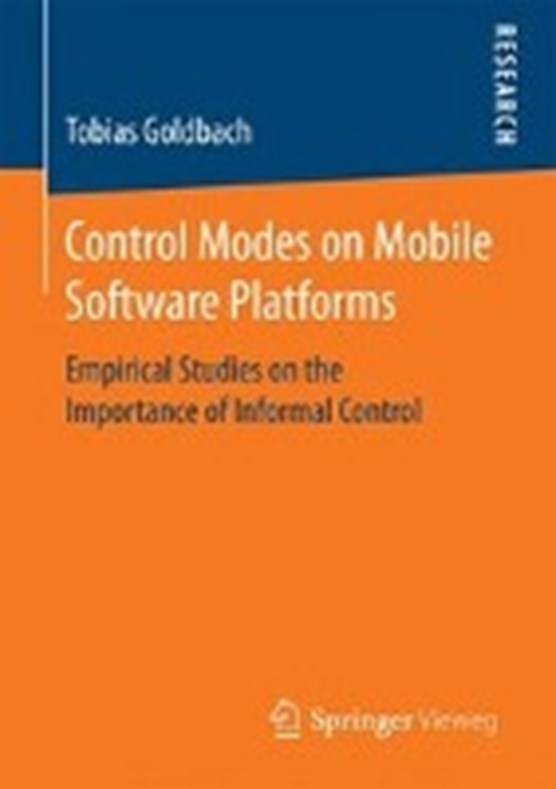 Control Modes on Mobile Software Platforms