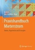 Praxishandbuch Mieterstrom | Iris Behr ; Marc Groklos |