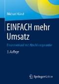 Einfach Mehr Umsatz   Michael Kunzl  