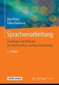 Sprachverarbeitung   Beat Pfister ; Tobias Kaufmann  