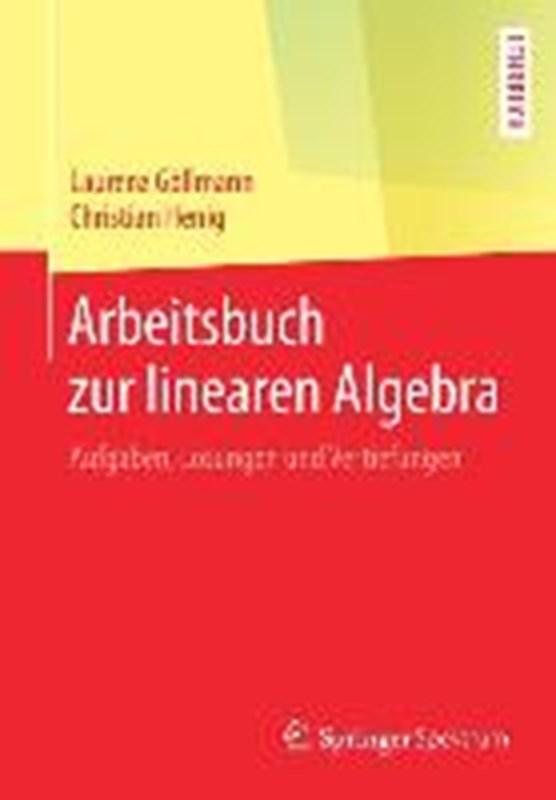 Arbeitsbuch Zur Linearen Algebra
