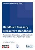 Handbuch Treasury / Treasurer's Handbook   Enthofer, Hannes ; Haas, Patrick  