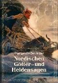 Das große Buch der nordischen Götter- und Heldensagen   Erich Ackermann  