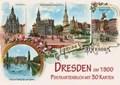 Imhof, M: Dresden um 1900 | Michael Imhof |