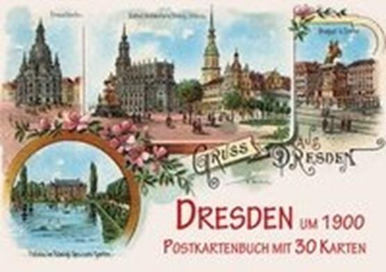 Imhof, M: Dresden um 1900