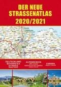 Straßenatlas 2020/2021 für Deutschland und Europa | auteur onbekend |