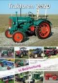 Wochenkalender Traktoren 2020   garant Verlag GmbH  