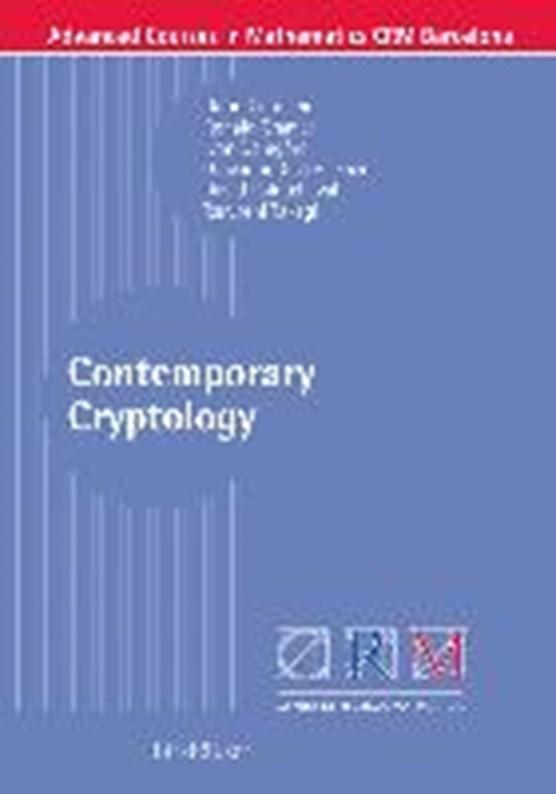 Contemporary Cryptology