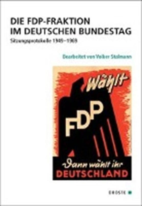 Die FDP-Fraktion im Deutschen Bundestag