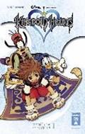 Kingdom Hearts White Edition 01   Shiro Amano  