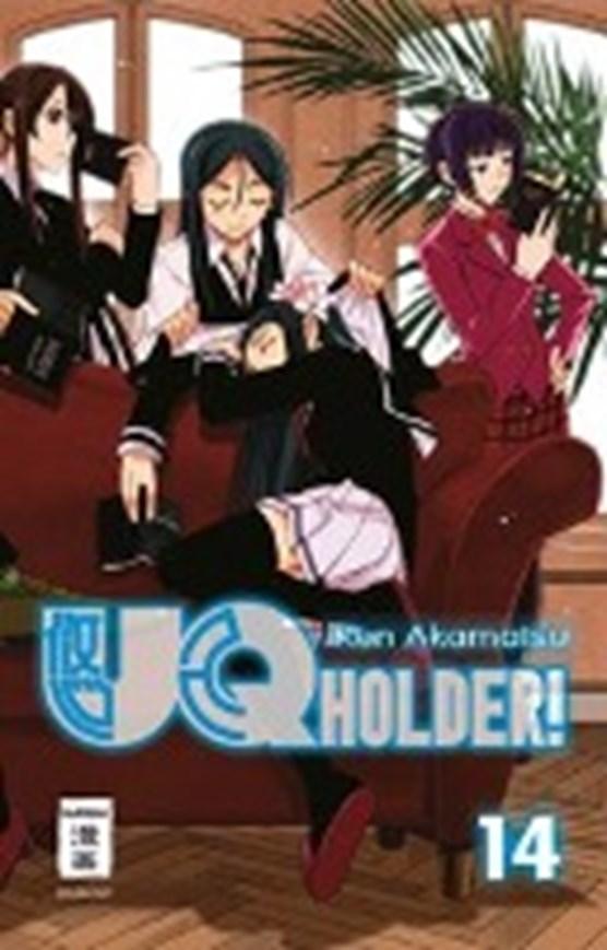 UQ Holder! 14