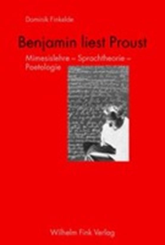 Benjamin liest Proust