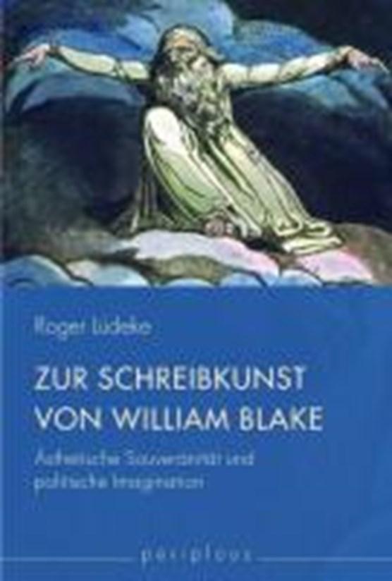 Lüdeke: Zur Schreibkunst von William Blake