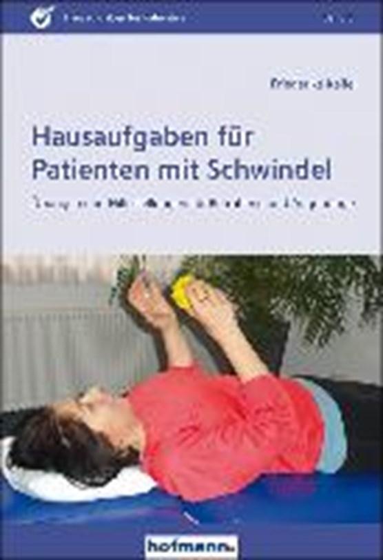 Hausaufgaben für Patienten mit Schwindel