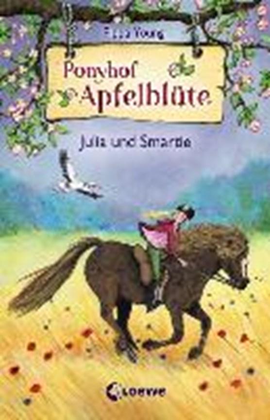 Ponyhof Apfelblüte - Julia und Smartie