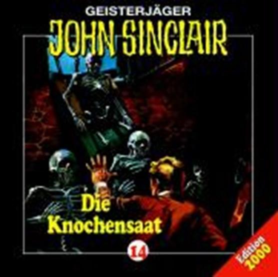 Dark, J: John Sinclair - Folge 14 - CD