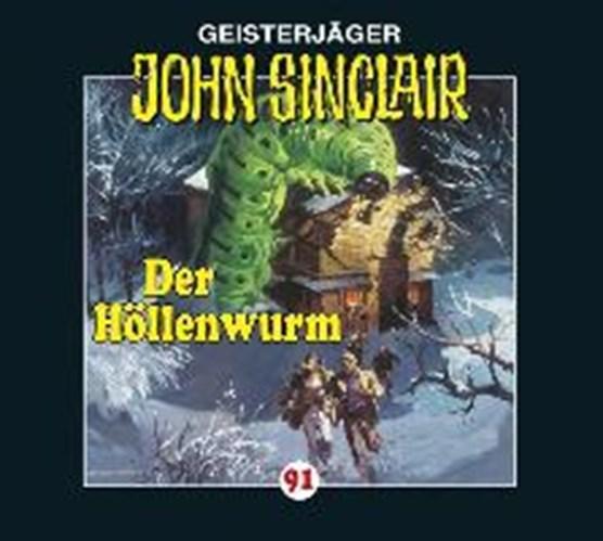 Dark, J: John Sinclair - Folge 91 - CD