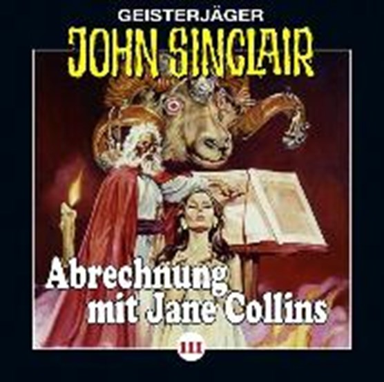 John Sinclair 111/Jane Collins/CD