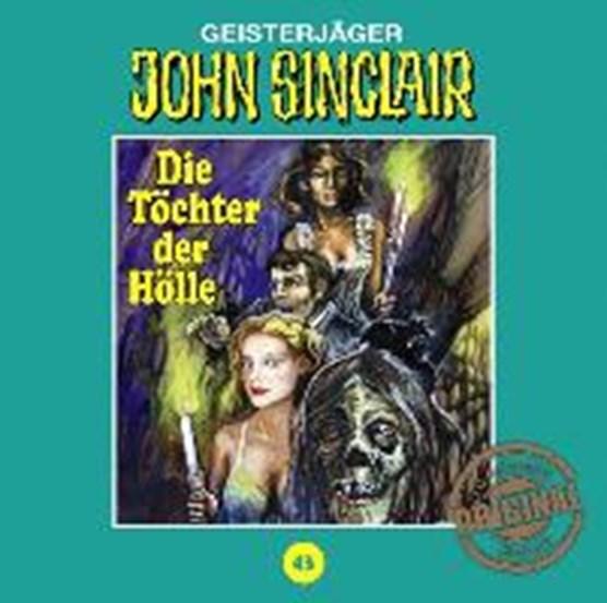 John Sinclair Tonstudio Braun-Folge 43: Töchter der Hölle