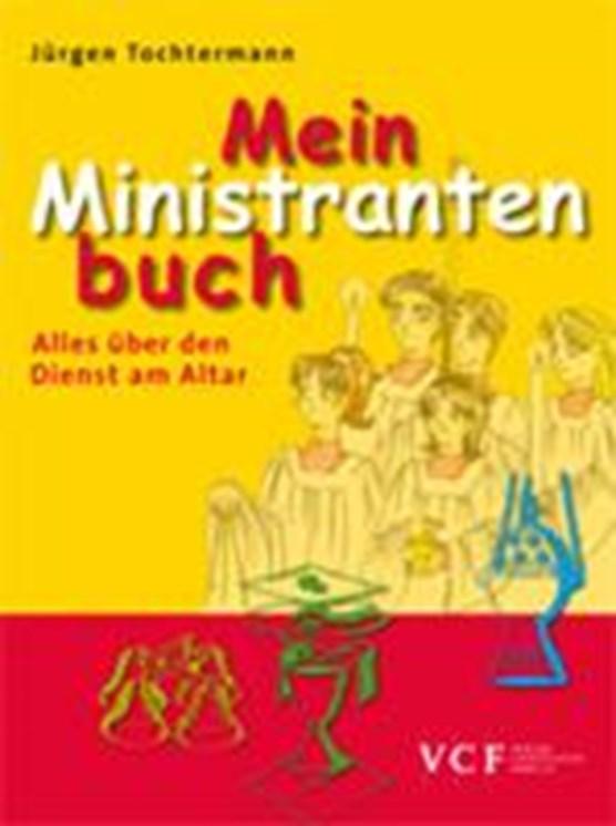 Mein Ministrantenbuch