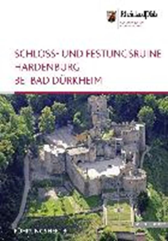 Keddigkeit, J: Schloss - und Festungsruine Hardenburg bei Ba