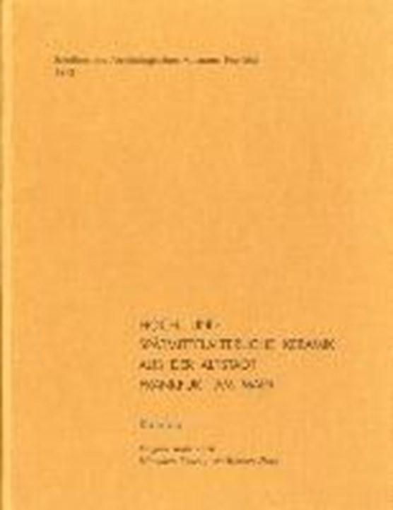 Wintergerst, M: Hoch- und spätmittelalterliche Keramik