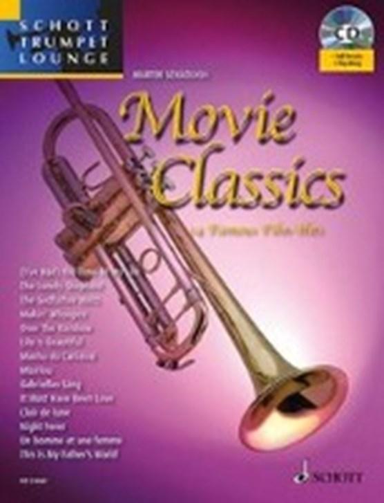 Movie Classics. Trompete. Ausgabe mit CD