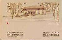 Ausgeführte Bauten und Entwürfe von Frank Lloyd Wright | auteur onbekend |