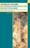 Kunstgeschichte und Kunsttheorie | Giorgio Vasari |