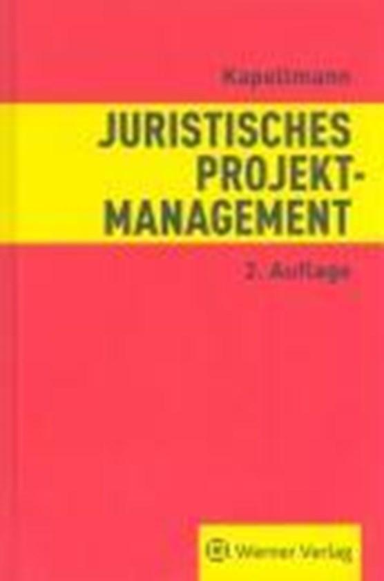 Juristisches Projektmanagement