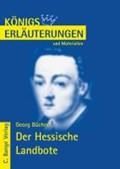 Büchner, G: Hessische Landbote   Georg Büchner  