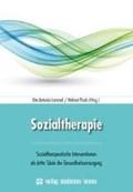Sozialtherapie   Lammel, Antonia ; Pauls, Helmut  