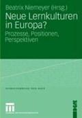Neue Lernkulturen in Europa? | Beatrix Niemeyer |