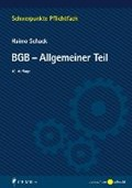 BGB-Allgemeiner Teil   Haimo Schack  