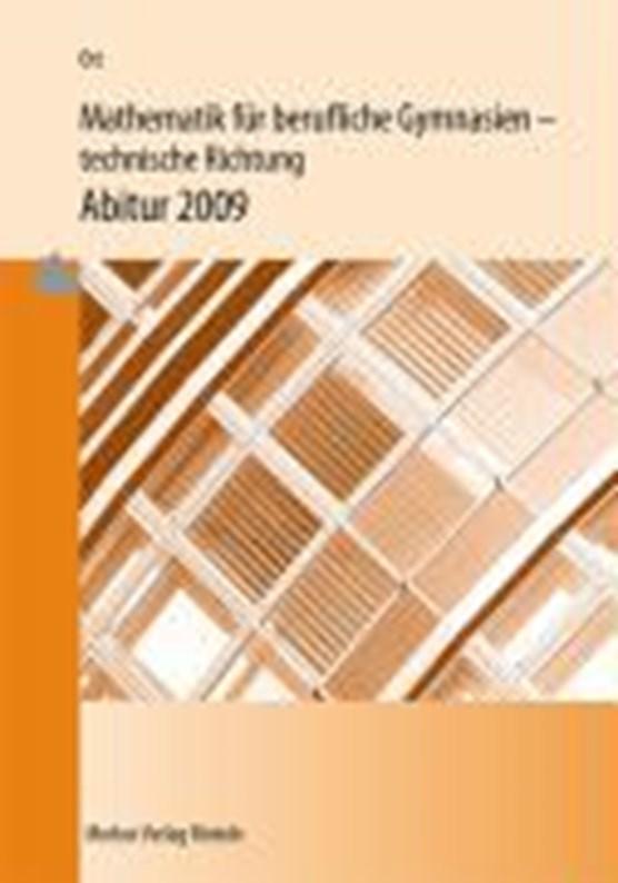 Mathematik für berufliche Gymnasien. Abitur 2020. Baden-Württemberg
