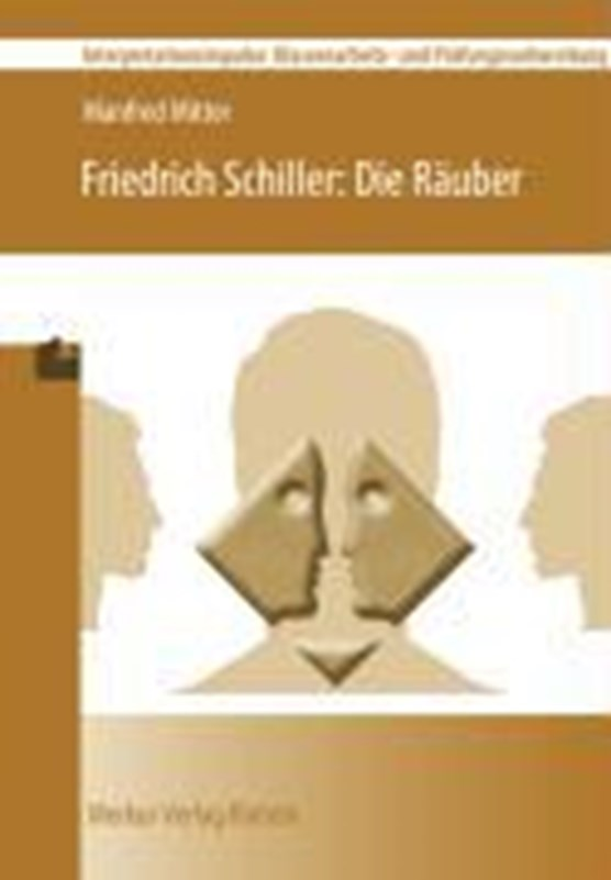 Mitter, M: Friedrich Schiller/Räuber