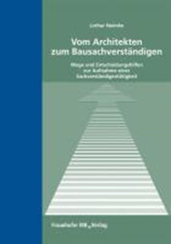 Neimke, L: Vom Architekten