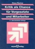Rischar, K: Kritik als Chance   Klaus Rischar  