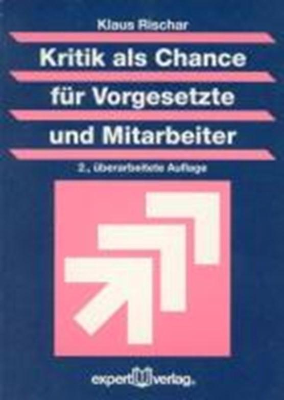 Rischar, K: Kritik als Chance
