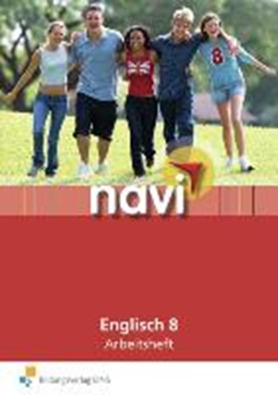 Navi Englisch 8. Arbeitsheft