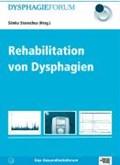 Rehabilitation von Dysphagien   STANSCHUS,  Sönke  