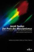 Der Preis des Messianismus | Taubes, Jacob ; Stimilli, Elettra ; Ment, Astrida |