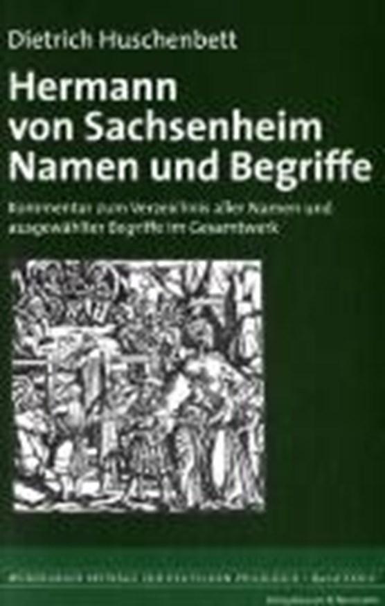 Huschenbett, D: Hermann von Sachsenheim