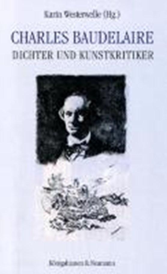 Charles Baudelaire Dichter und Kunstkritiker