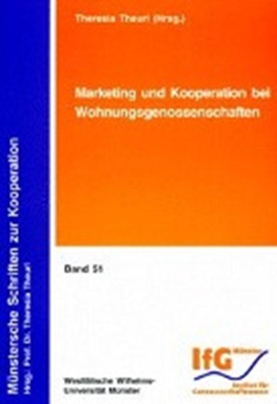 Marketing und Kooperation bei Wohnungsgenossenschaften