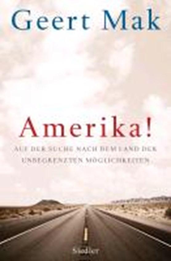 Mak, G: Amerika!