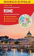 Rome Marco Polo City Map - pocket size, easy fold, Rome street map | Marco Polo |