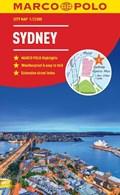 Sydney Marco Polo City Map - pocket size, easy fold, Sydney street map | Marco Polo |